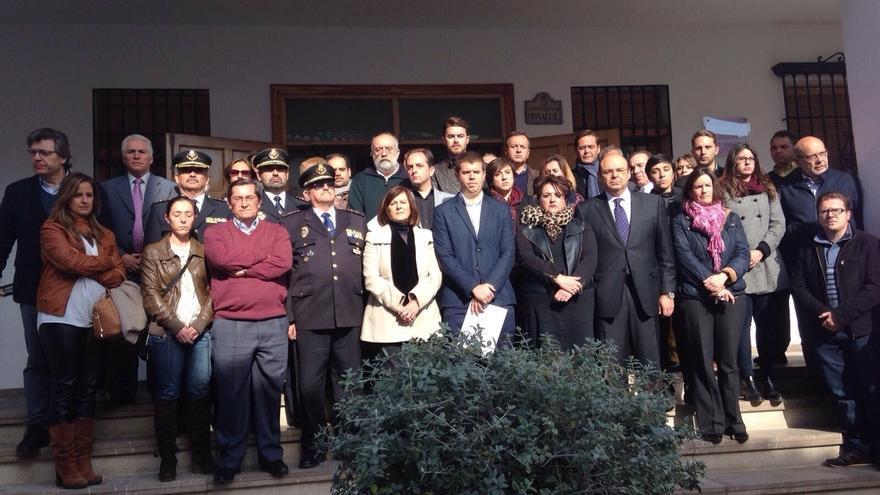 El Ayuntamiento de Granada decreta dos días de luto por el agente Jorge García Tudela asesinado en Kabul