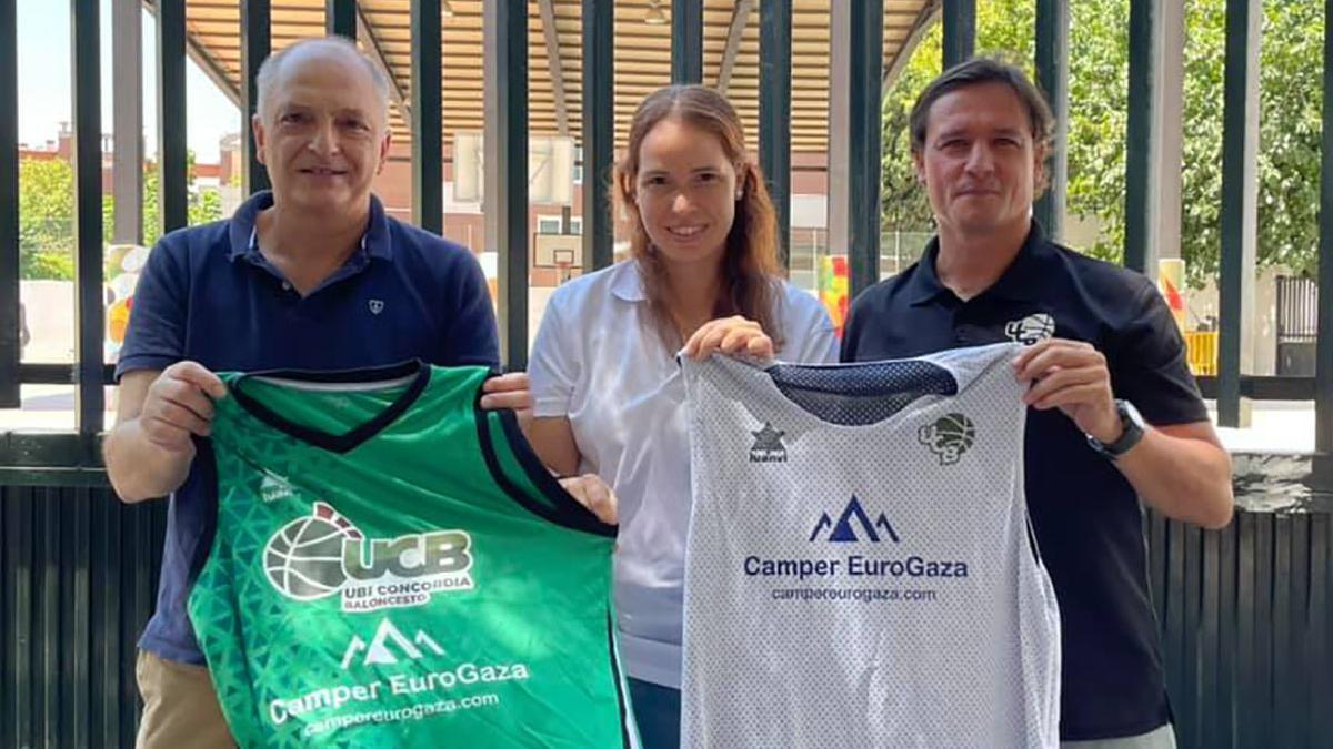Inma Maestre, nueva entrenadora del UCB Camper Eurogaza