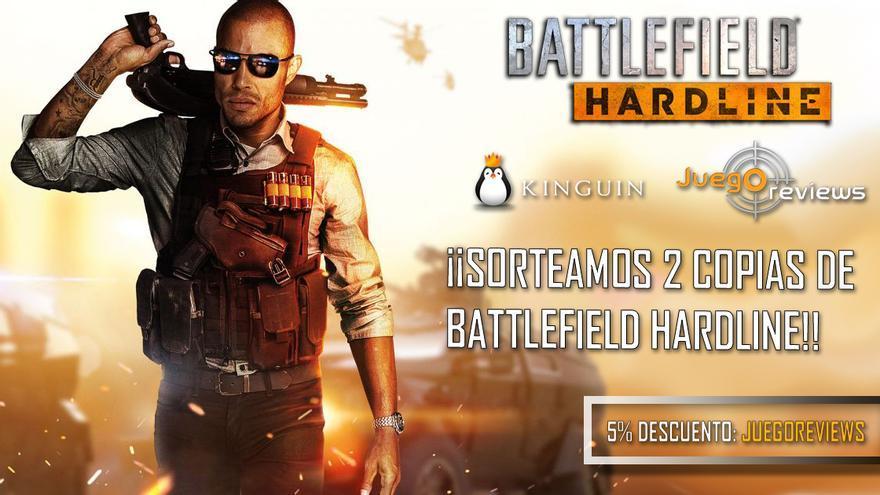 Sorteo Battlefield Hardline
