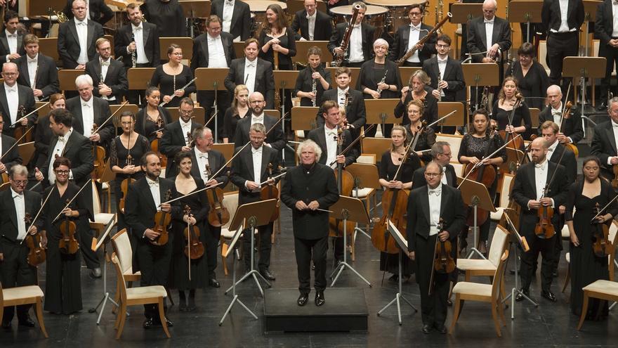 Sir Simon Rattle y London Symphony estarán en la próxima edición del Festival Internacional de Santander
