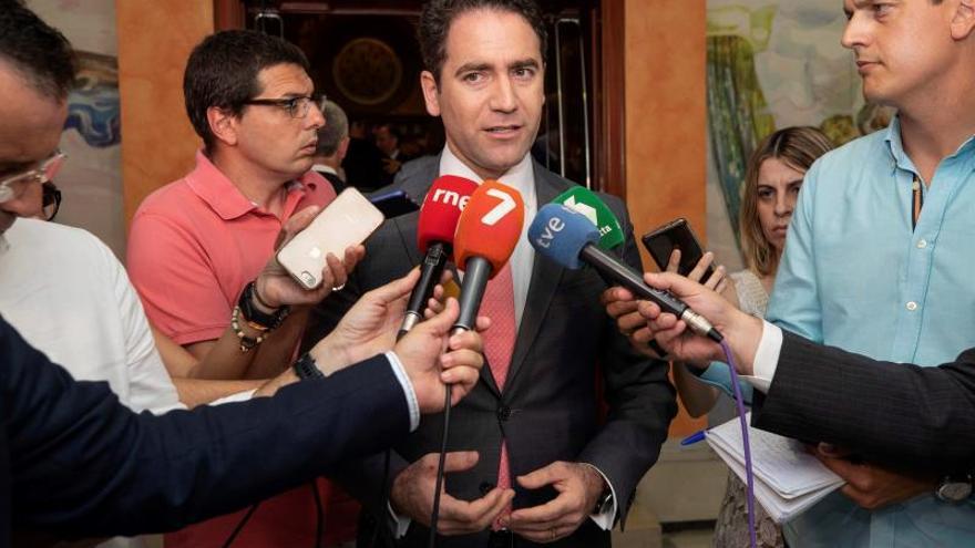 García Egea cree que Sánchez solo busca presionar a Podemos con las elecciones