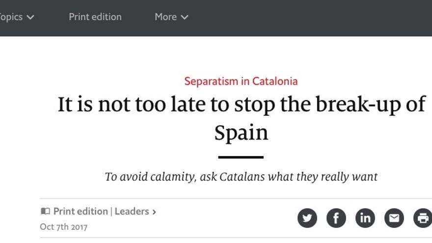 MINUTO A MINUTO | Catalunya, tras el 1 de octubre