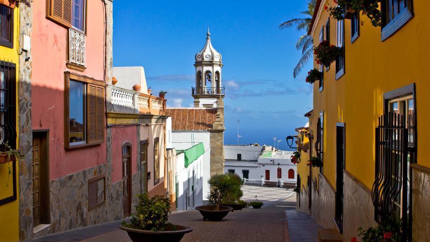 Casco histórico de Granadilla de Abona, en Tenerife. VIAJAR AHORA