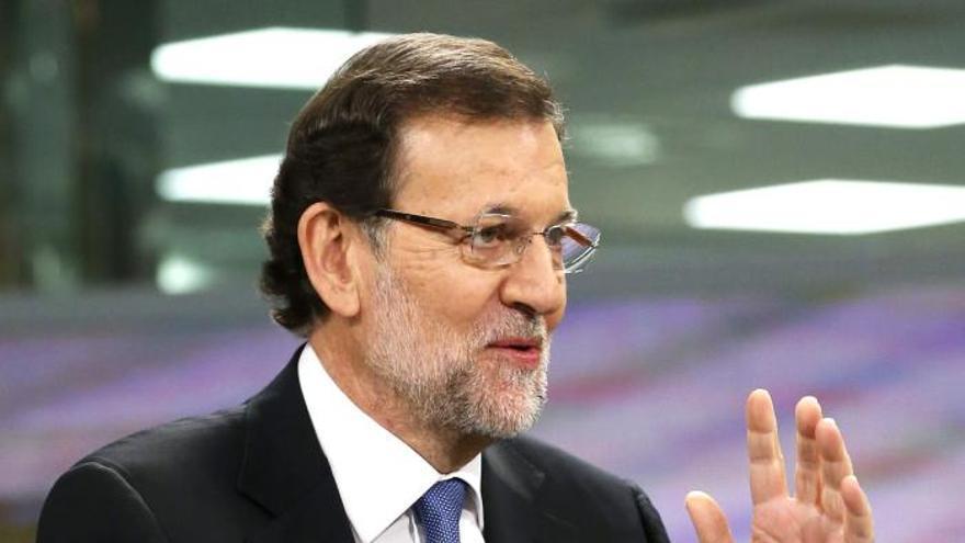 Rajoy dice que su obligación es ir a por ETA y no cambiará la ley penitenciaria