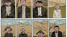 'Buñuel en el laberinto de las tortugas', el rodaje que se convirtió en cómic antes que en película