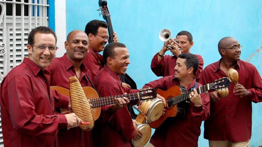 El Septeto Santiaguero trae el sabor del son cubano en su debut en EE.UU.