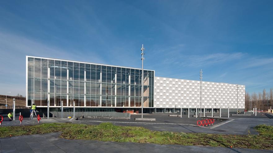 El Gobierno de Navarra abrirá el Navarra Arena en septiembre de 2018