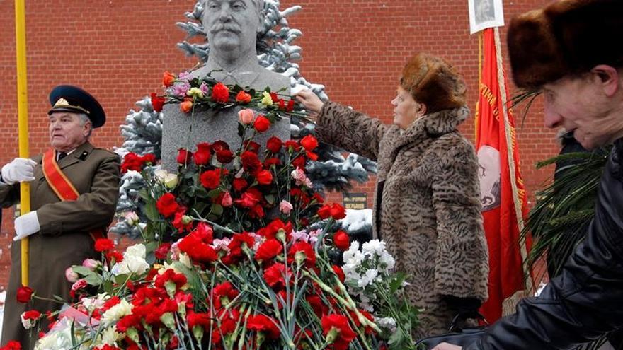 En Rusia hay 29 kilómetros de calles con el nombre de Stalin