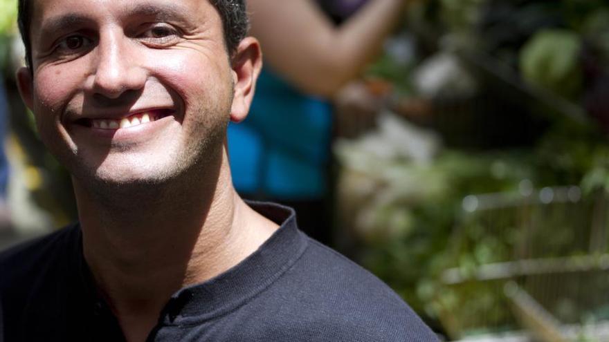 El escritor Jorge Carrión