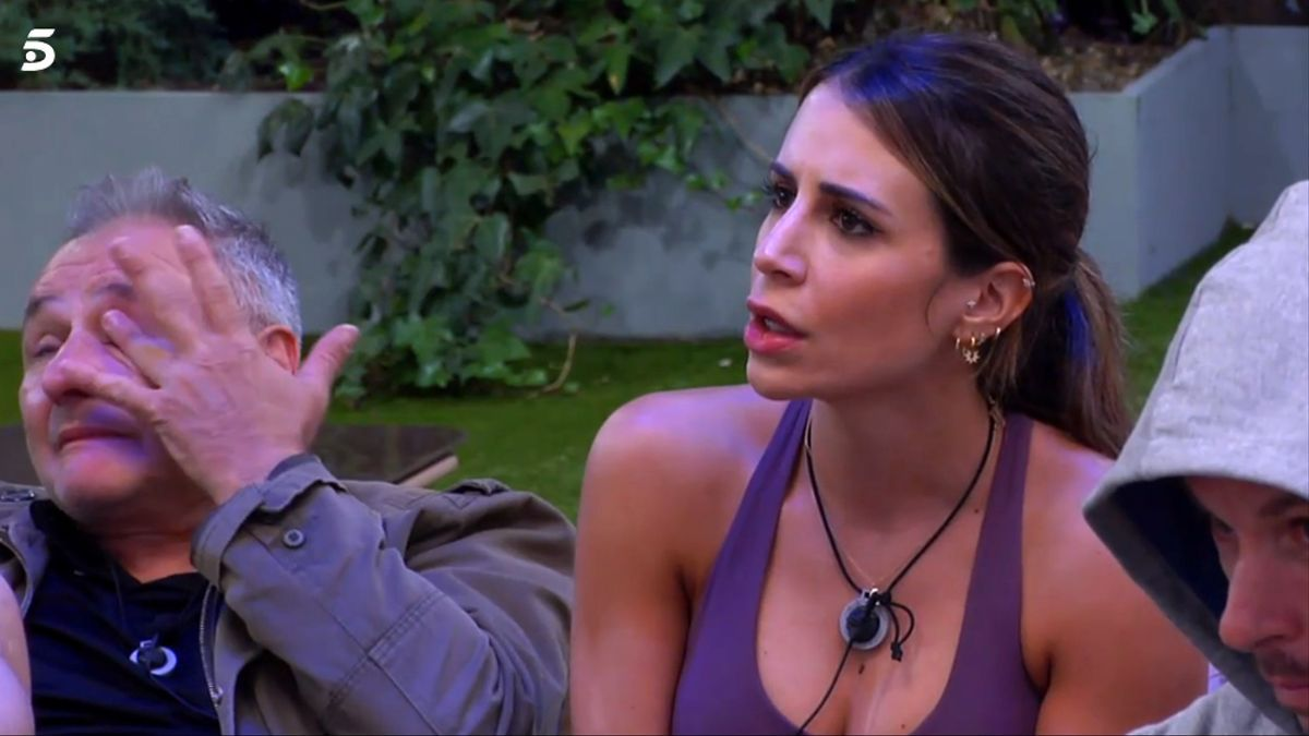 Cristina Porta, en la casa de 'Secret Story'