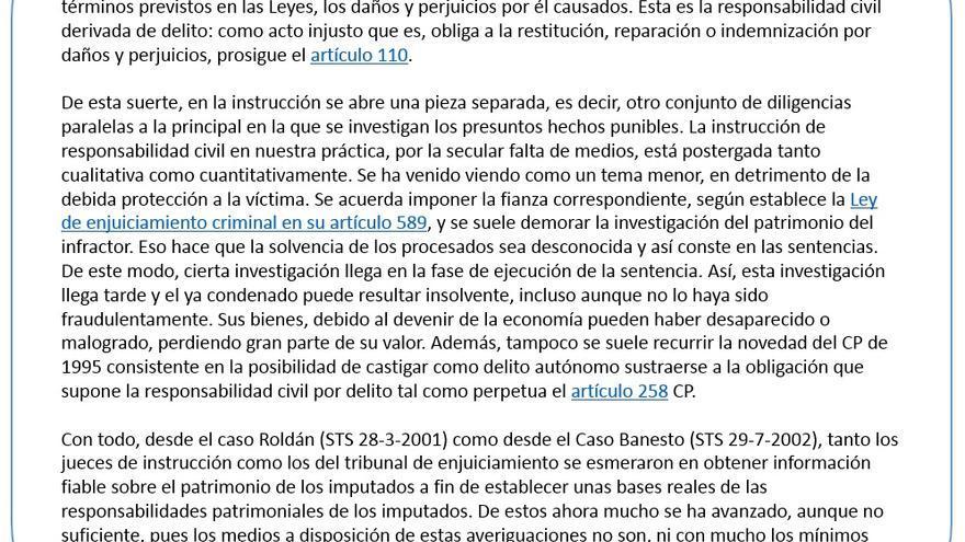 Ficha: Responsabilidad civil por el delito
