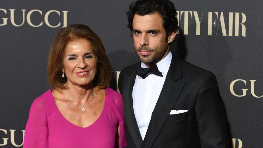Alonso Aznar y Ana Botella en una imagen de archivo.