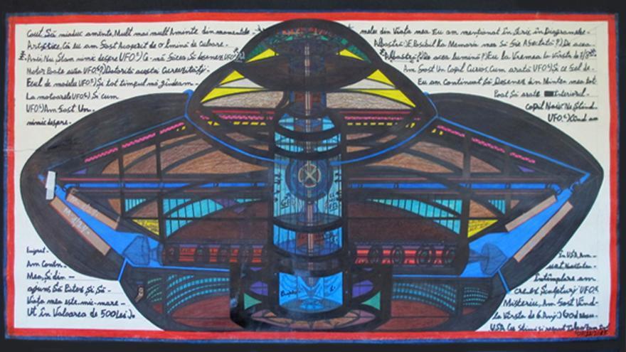 UFO, Ionel Talpazan | ARSTRONOMY