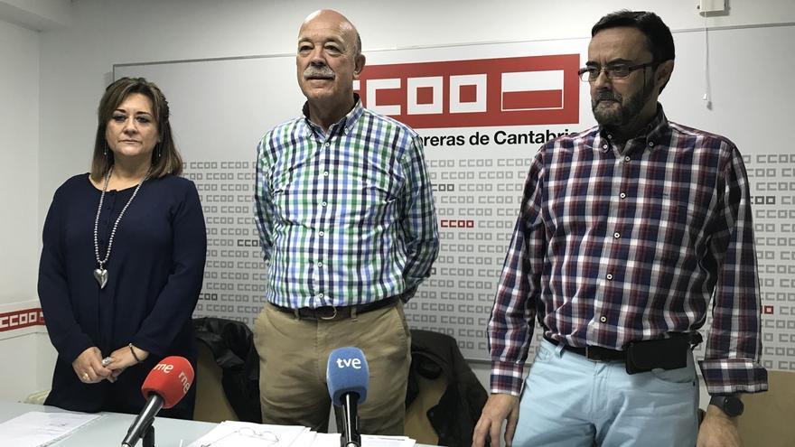 """CCOO pide una reunión """"urgente"""" a Revilla para que se comprometa a recuperar derechos de empleados públicos"""
