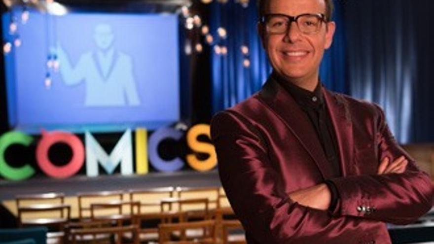 TV3 estrena con éxito el programa 'Còmics' presentado por Àngel Llàcer