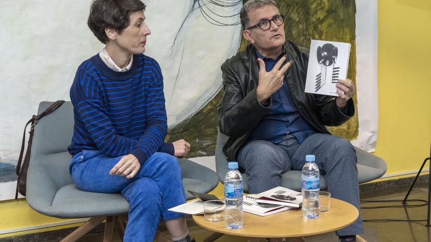 Rocío Robles Tardío y José Miguel G. Cortés.