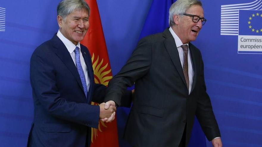 La CE apoya el Estado de Derecho en Kirguizistán con 13 millones de euros