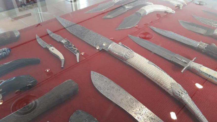 Reconocida la labor de la cuchillería albaceteña, un sector desprotegido ante las falsificaciones