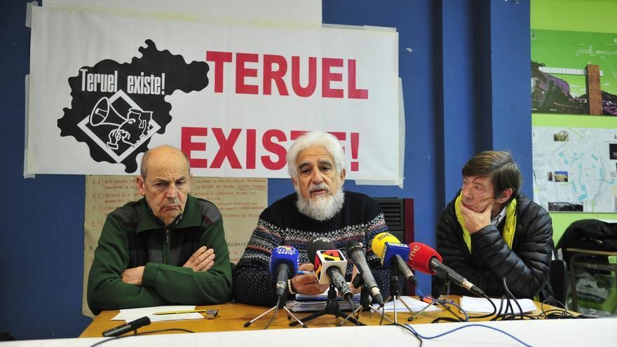 """Teruel Existe dice que el PSOE tiene un """"convencimiento pleno"""" de que la investidura saldrá adelante"""
