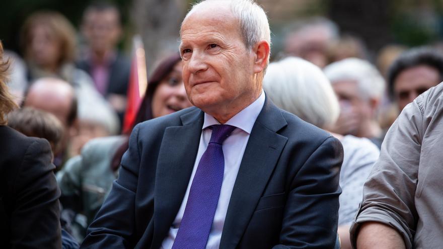 Archivo - El expresidente de la Generalitat José Montilla en una imagen de archivo.