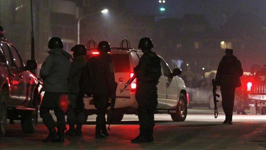 Dos talibanes muertos y uno herido en el ataque junto a la embajada española en Kabul