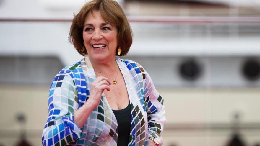 La Comunidad de Madrid concede a Carmen Maura la Medalla de las Artes