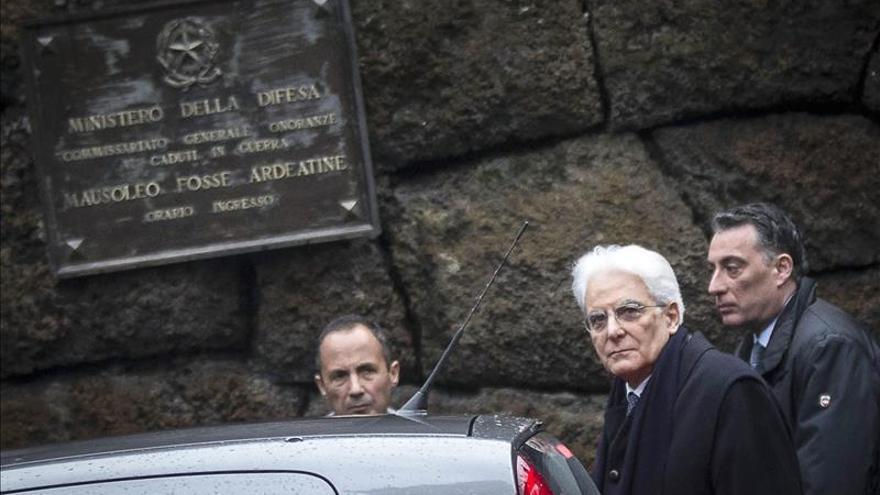 Sergio Mattarella asume mañana el cargo de presidente de Italia