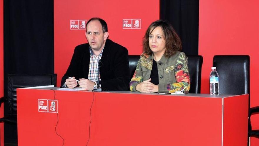 Iratxe García defiende unos presupuestos europeos basados en la despoblación
