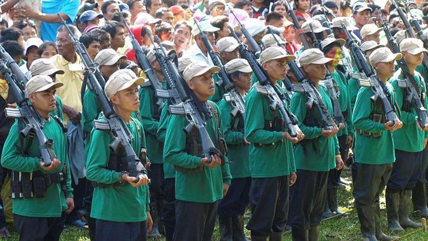La guerrilla comunista de Filipinas declara la tradicional tregua navideña