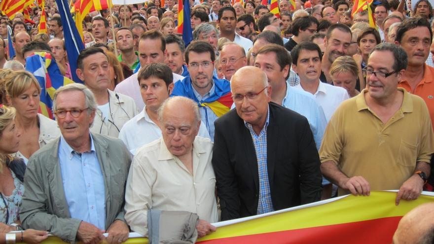 """Duran defenderá la vía nacional que Cataluña se proponga porque no teme """"nada"""", pero sin que descarrile el tren"""