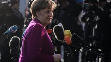 Merkel y Schulz alcanzan un acuerdo de gobierno en Alemania que deberán ratificar los militantes del SPD