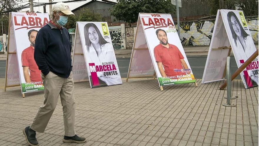 Elecciones en Chile: un serpenteante sendero