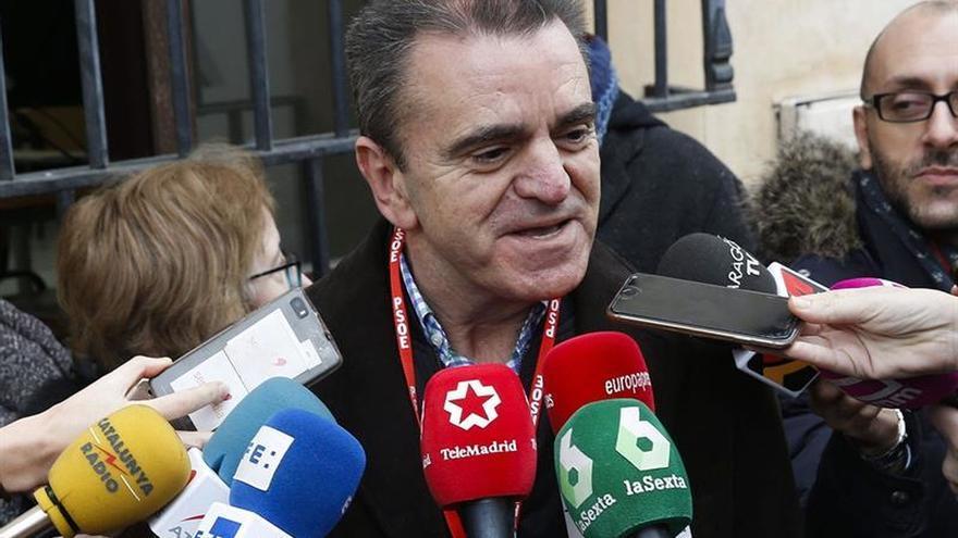 """Franco destaca que los militantes sean los nuevos """"dueños"""" del PSOE"""