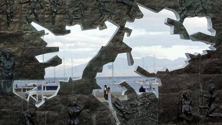 """Argentina vuelve a llamar """"Inglaterra"""" calle que recordaba guerra de Malvinas"""