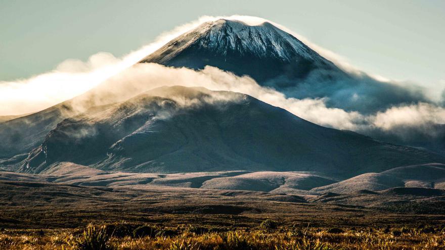 Parque Nacional de Tongariro, hogar de Sauron