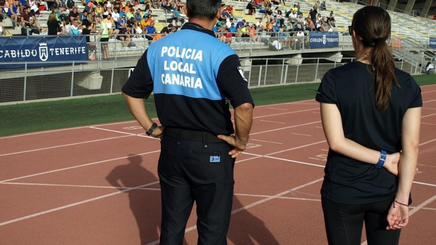 Las primeras pruebas físicas para acceder a la Policía Local se celebraron el pasado sábado