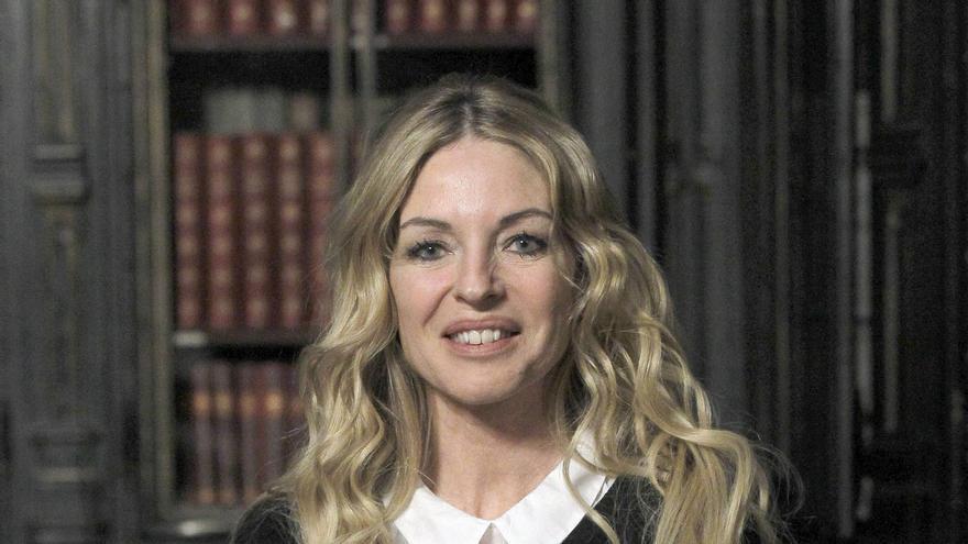 La recién nombrada presidenta del Observatorio contra la Violencia Doméstica y de Género del CGPJ, Ángeles Carmona./ EFE