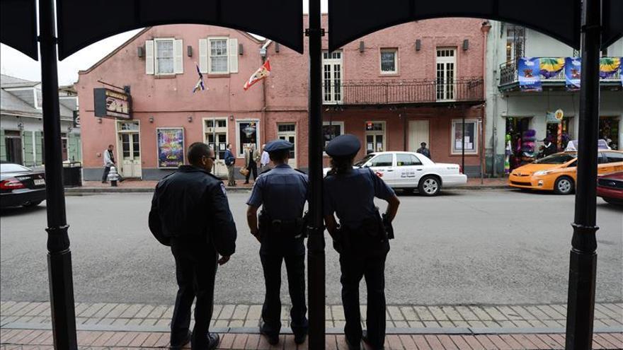 Dieciséis heridos en un tiroteo en un parque de Nueva Orleans