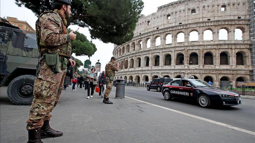 Italia y Vaticano se comprometen a proteger centro de Roma, bien de la Unesco