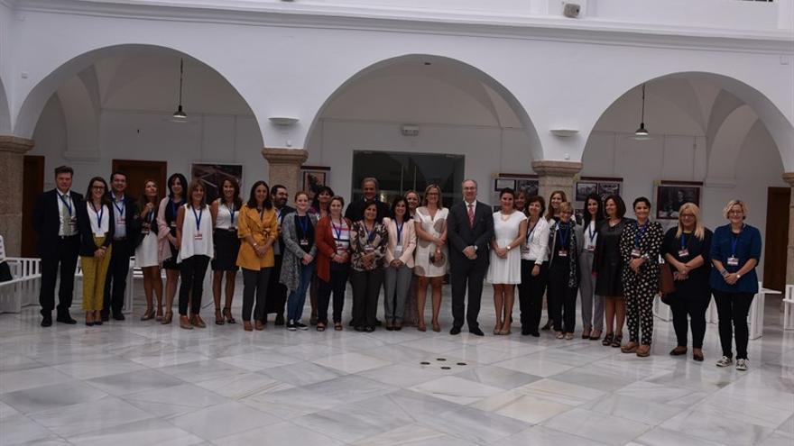Participantes en el seminario sobre Igualdad de Género.