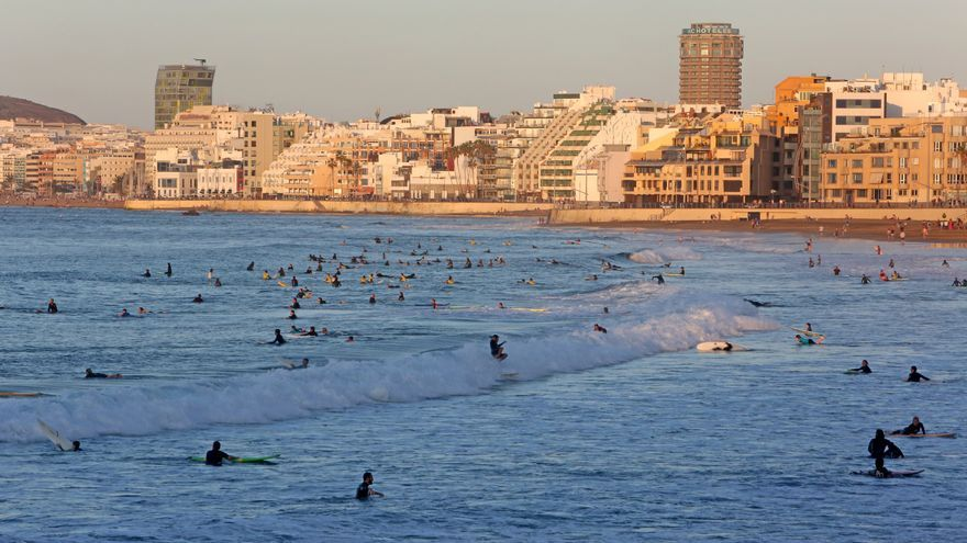 Vuelven a Canarias el sol y las temperaturas primaverales este miércoles