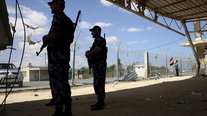 Hamás aplica la pena de muerte sobre criminales por primera vez desde 2007