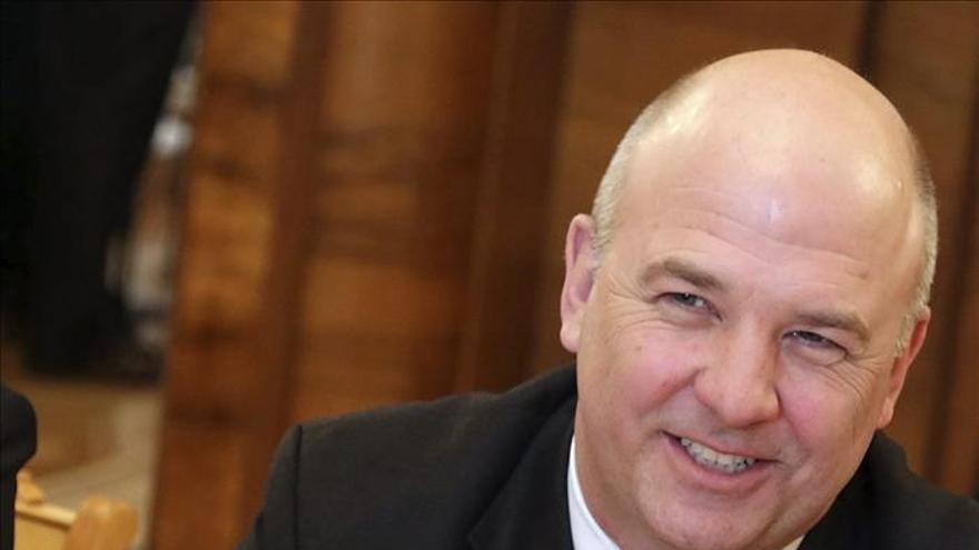 El comisario europeo de Derechos Humanos, Nils Muiznieks