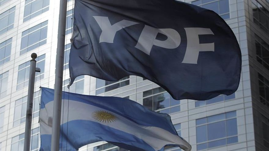 Argentina YPF firma un acuerdo para explorar hidrocarburos en Bolivia