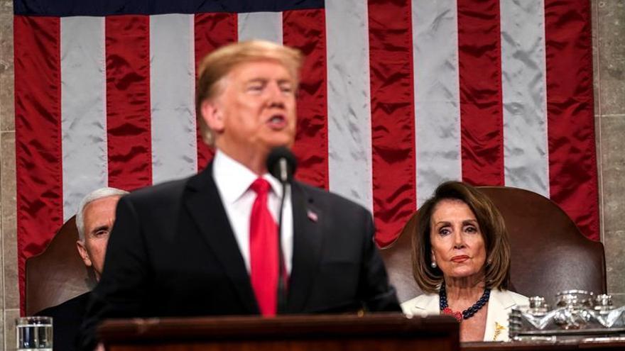 """Pelosi asegura que un """"impeachment"""" contra Trump """"no vale la pena"""""""