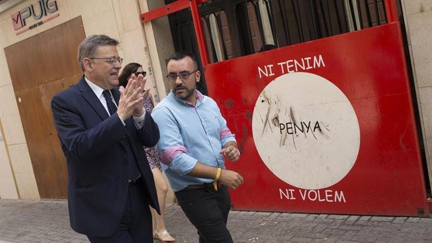 Puig planteará mañana a Rajoy las peticiones sobre financiación e inversiones