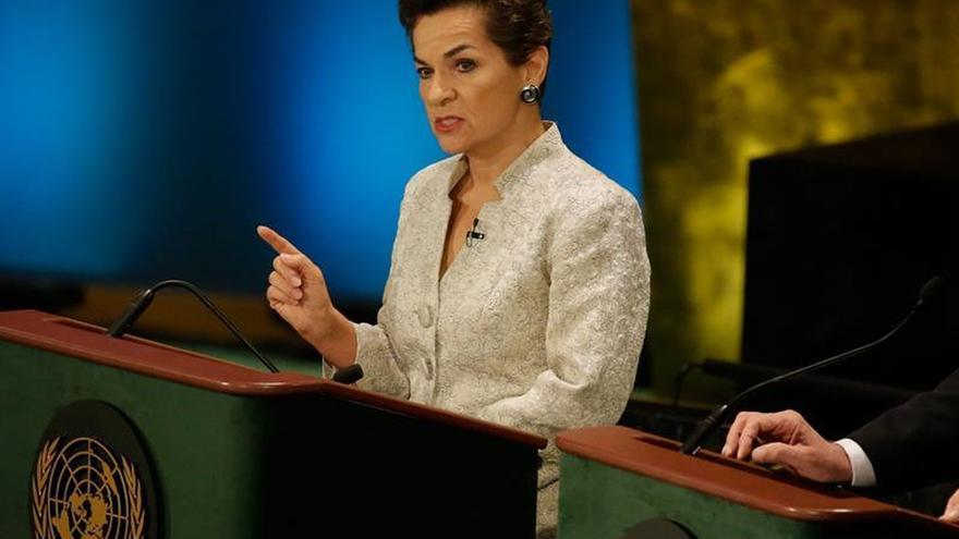 Figueres defiende una ONU que colabore con todos y devuelva el optimismo