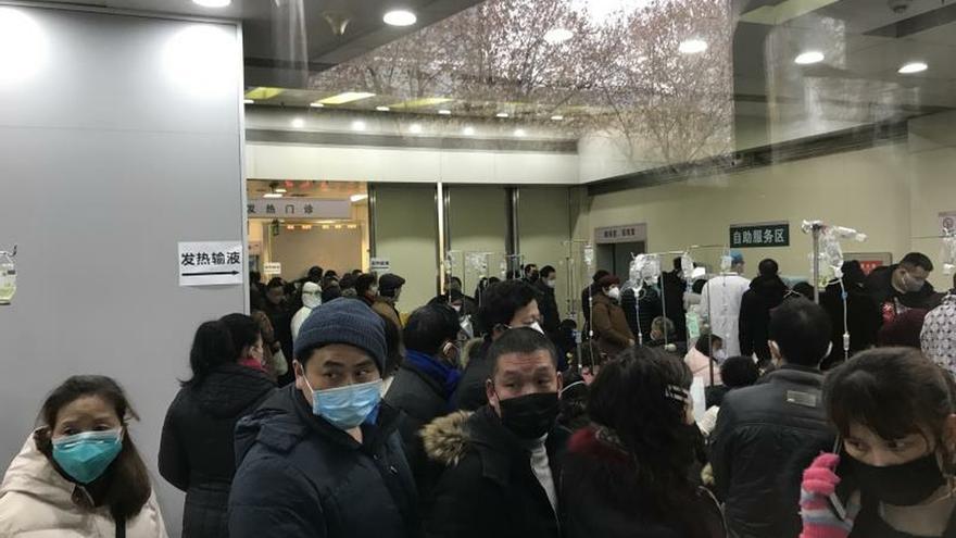 EFE/EPA/STRINGER CHINA OUT