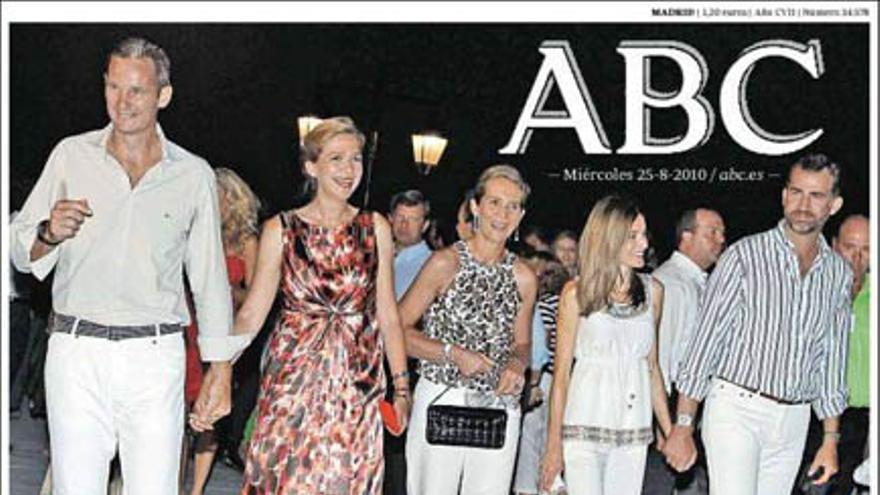 De las portadas del día (25/08/2010) #1