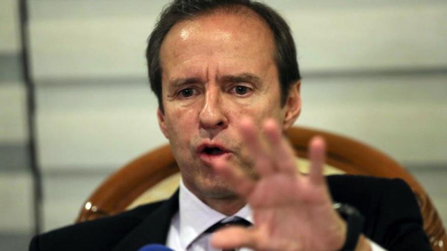 Quiroga critica la actitud de la CIDH y de México sobre la crisis en Bolivia